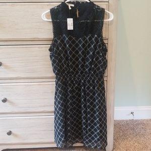 NWT Maurices black dress.